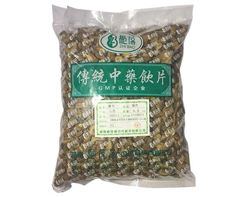 黄芩--中药饮片厂产物